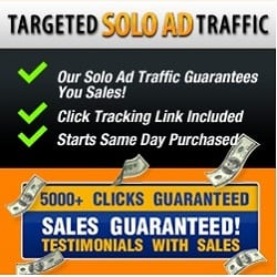 Targeted Solo Ad Traffic