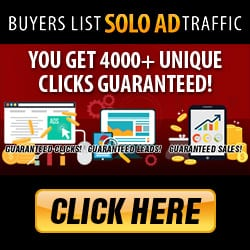 Buyers List Solo Ads